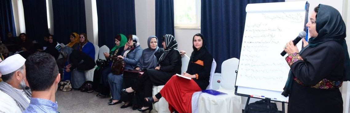 AFGHAN WOMEN'S ROADMAP FOR PEACE ENTERING THE TRANSFORMATION DECADE