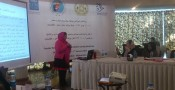 Training Representatives of Six Pilot Ministries on Gender-Responsive Budgeting in Kabul