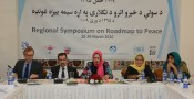 Roadmap for Peace for Afghanistan – Regional Symposium