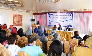 Peace Exchange- Pak-Afghan Women's Bridge for Peace