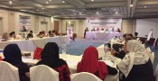 Second Round of Women Peace Exchange Program in Islamabad, Pakistan
