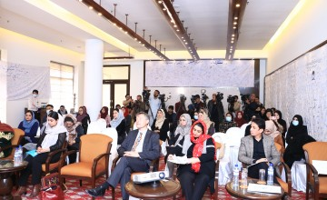 100000 Afghan Women Call on Women Leaders across the Globe for Protecting Women's Rights in Afghanistan Peace Process